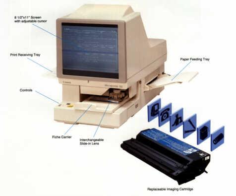 MP50 Reader/Printer
